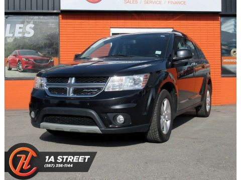 Pre-Owned 2011 Dodge Journey SXT/PUSH START/SUNROOF/MORE