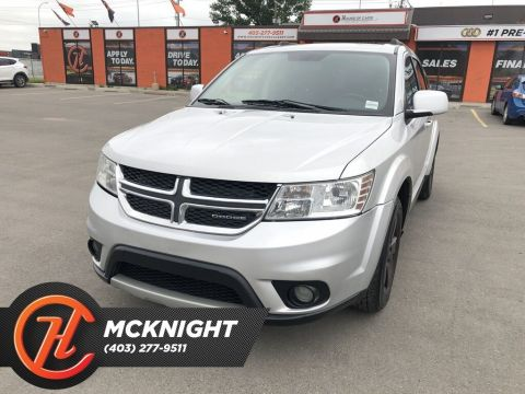 Pre-Owned 2011 Dodge Journey SXT