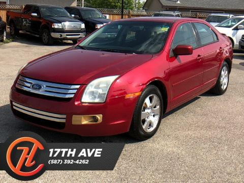 Pre-Owned 2008 Ford Fusion SE 2.3L I4 / Cruise