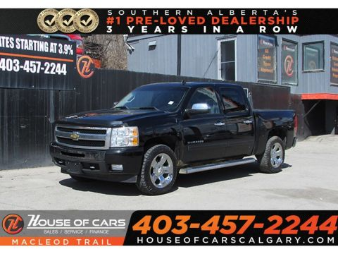 Pre-Owned 2011 Chevrolet Silverado 1500 LTZ ( Mechanic Special )