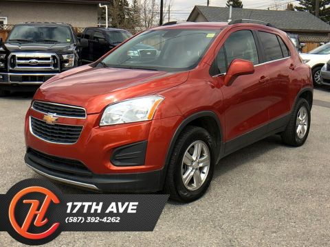 Pre-Owned 2014 Chevrolet Trax 1LT / Cruise / AUX