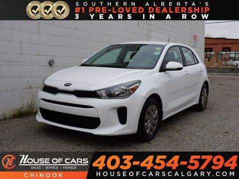 Pre-Owned 2018 Kia Rio LX+ w/ Heated Seats,Backup Camera,Bluetooth