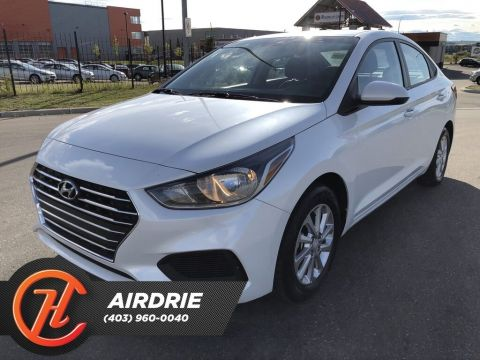 Pre-Owned 2018 Hyundai Accent GL