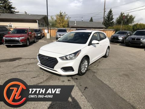 Pre-Owned 2019 Hyundai Accent Preferred / Back up camera / Bluetooth
