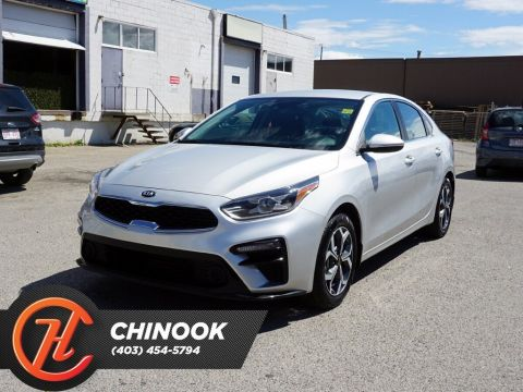 Pre-Owned 2019 Kia Forte EX w/ Heated Seats,Bluetooth,Backup Cam