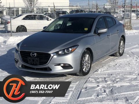 Pre-Owned 2018 Mazda3 GS / Back up cam / Heated seats