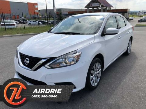 Pre-Owned 2017 Nissan Sentra 1.8 S