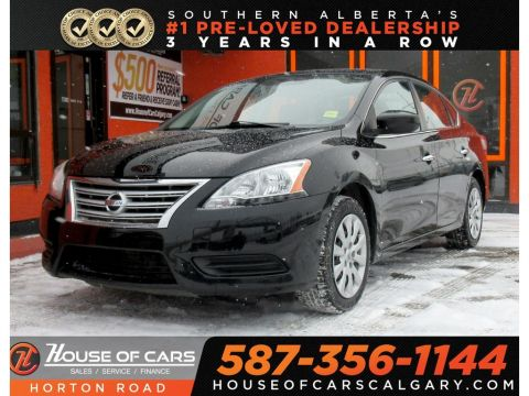 Pre-Owned 2013 Nissan Sentra 1.8 S