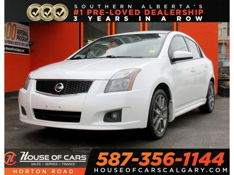 Pre-Owned 2011 Nissan Sentra SE-R