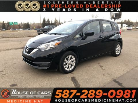 Pre-Owned 2017 Nissan Versa Note 1.6 SV