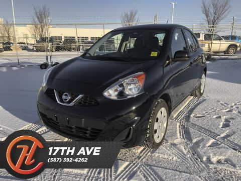 Pre-Owned 2019 Nissan Micra SV Auto