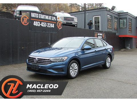 Pre-Owned 2019 Volkswagen Jetta Comfortline,Heated Seats,Bluetooth,Backup Cam FWD