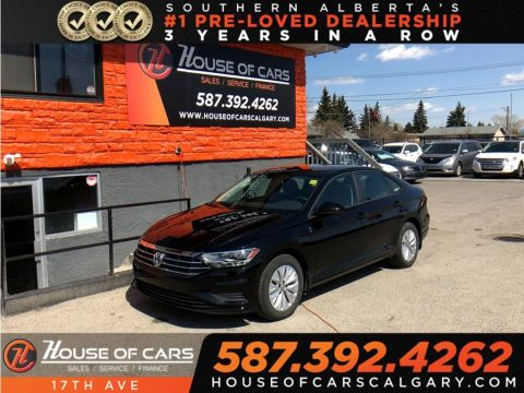Pre-Owned 2019 Volkswagen Jetta 1.4 TSI Comfortline / Heated seats