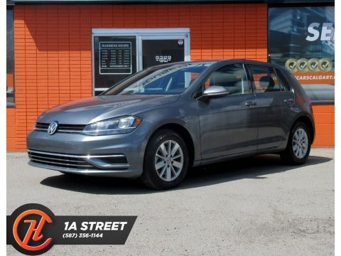 Pre-Owned 2018 Volkswagen Golf 1.8 TSI Trendline/BACKUP CAM/HEATED SEATS