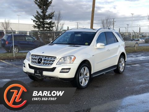 Pre-Owned 2011 Mercedes-Benz M-Class ML350 BlueTEC / Back up Camera / Navi / Sunroof