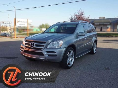 Pre-Owned 2011 Mercedes-Benz GL-Class 450 LOADED!