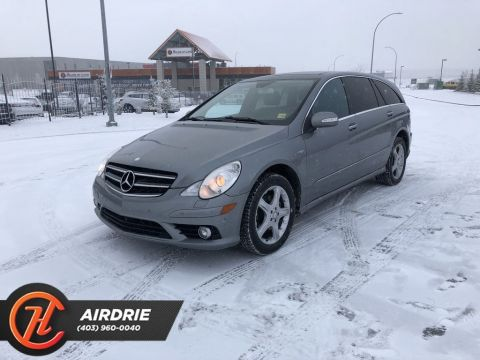 Pre-Owned 2010 Mercedes-Benz R-Class R350