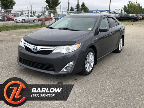 Pre-Owned 2012 Toyota Camry Hybrid XLE / Back up Camera / Sunroof