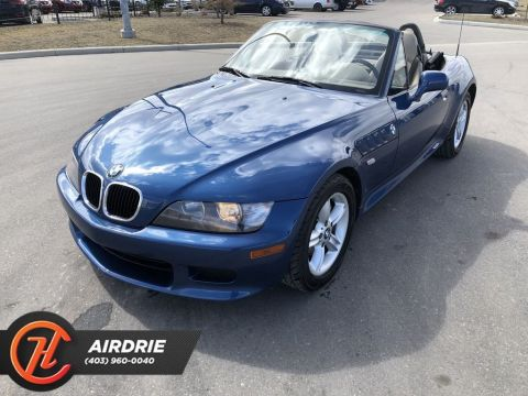 Pre-Owned 2000 BMW Z3 2.3