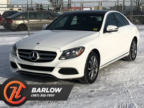 Pre-Owned 2017 Mercedes-Benz C-Class 4dr Sdn C 300 4MATIC