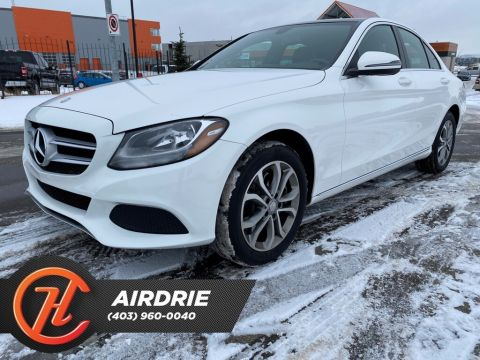 Pre-Owned 2016 Mercedes-Benz C-Class 4dr Sdn C 300 4MATIC