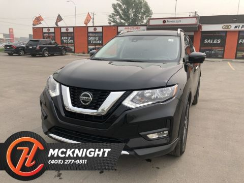 Pre-Owned 2019 Nissan Rogue SV / Sunroof / Back up cam