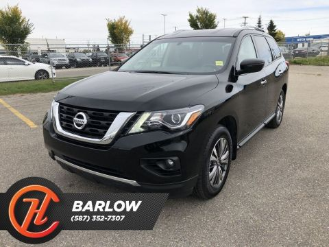 Pre-Owned 2019 Nissan Pathfinder SV Tech / Back up camera / Navi / 7 passengers