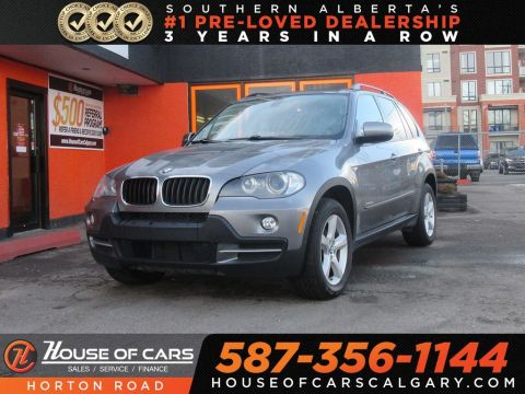 Pre-Owned 2009 BMW X5 xDrive30i/ Push Start/ Nav