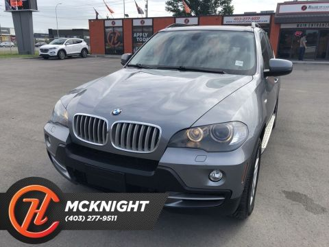 Pre-Owned 2008 BMW X5 4.8i / Leather / Sunroof / Back up cam