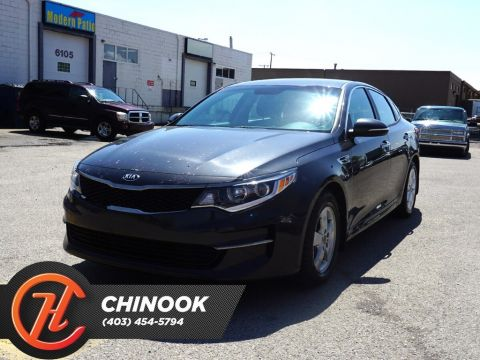 Pre-Owned 2017 Kia Optima LX+ w/ Heated Seats,Bluetooth,Backup Camera