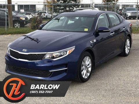 Pre-Owned 2018 Kia Optima LX / Heated seats / Back up cam