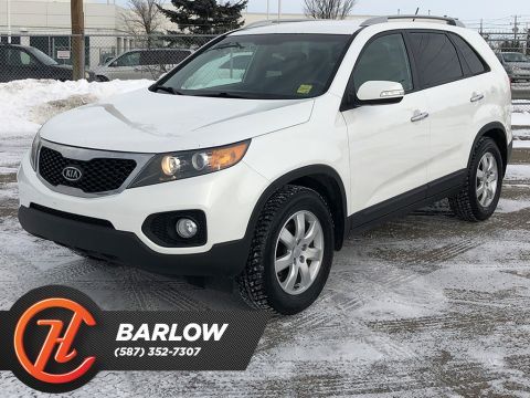 Pre-Owned 2012 Kia Sorento FWD 4dr I4 GDI Auto LX / Heated seats