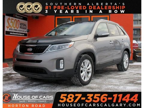 Pre-Owned 2014 Kia Sorento EX V6 w/Sunroof