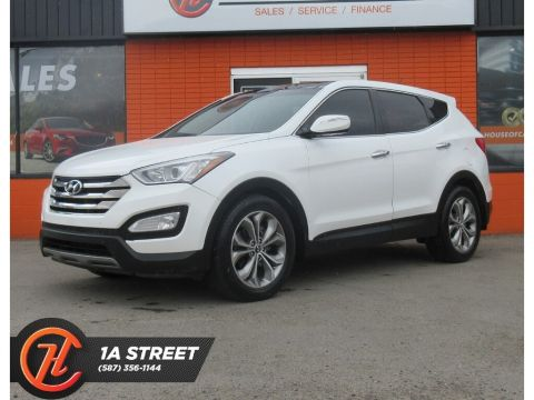 Pre-Owned 2013 Hyundai Santa Fe Sport 2.0T Limited/BACK CAM/HEATED SEATS/AWD/MOON ROOF