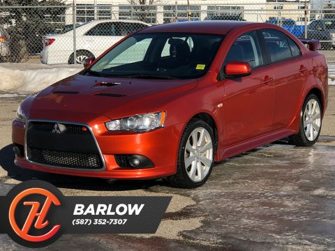 Pre-Owned 2012 Mitsubishi Lancer 4dr Sdn TC-SST Ralliart AWD