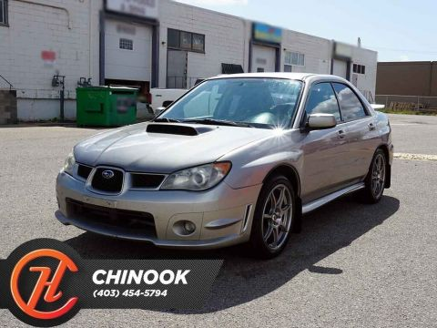 Pre-Owned 2006 Subaru Impreza WRX APPLY TODAY DRIVE TODAY!