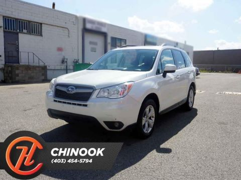 Pre-Owned 2015 Subaru Forester Touring w/ Heated Seats,Bluetooth,Sunroof