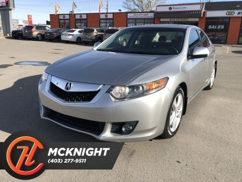 2009 Acura TSX Leather / Sunroof