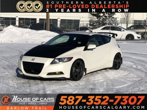 Pre-Owned 2011 Honda CR-Z Base / Bluetooth /