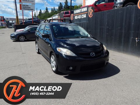 Pre-Owned 2007 Mazda5 GT LEATHER SUNROOF