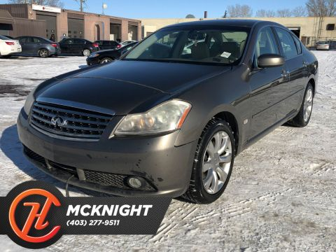 Pre-Owned 2006 INFINITI M35 Leather / Sunroof / Back up cam