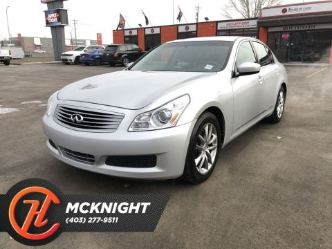 2009 INFINITI G37 Leather / Sunroof / Bluetooth