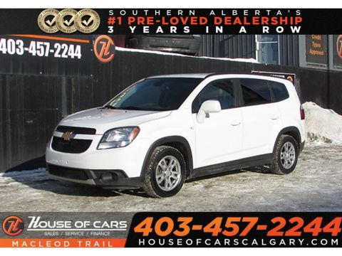 Pre-Owned 2012 Chevrolet Orlando LT/ 7 passenger ( Mechanic special )