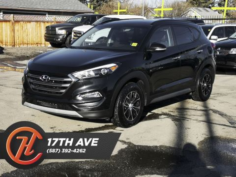 Pre-Owned 2017 Hyundai Tucson AWD 4dr 1.6L SE / Back Up Camera / Bluetooth