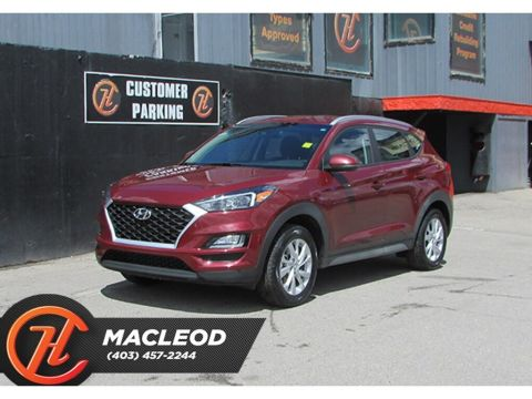 Pre-Owned 2019 Hyundai Tucson Preferred,Bluetooth,Heated Seats,Backup Cam