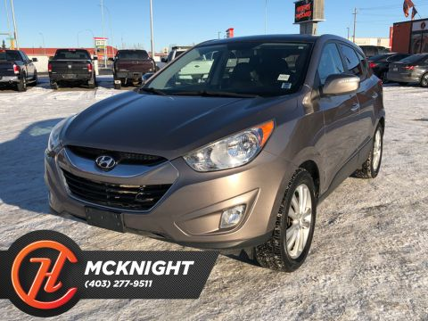 Pre-Owned 2011 Hyundai Tucson Leather / Sunroof / Heated seats