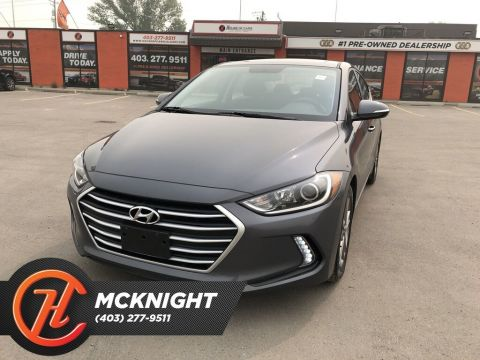 Pre-Owned 2018 Hyundai Elantra GL / Back up cam / Heated seats