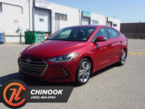 Pre-Owned 2018 Hyundai Elantra GLS w/ Heated Seats,Bluetooth,Backup Cam