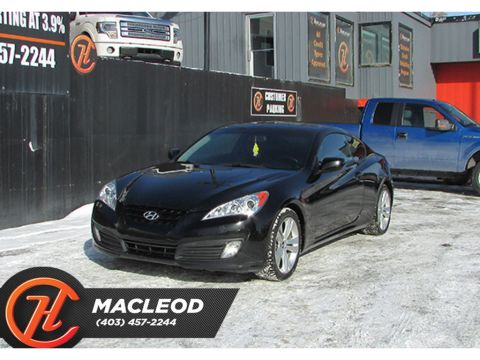 Pre-Owned 2011 Hyundai Genesis Coupe Premium COUPE 2.0 LEATHER ROOF