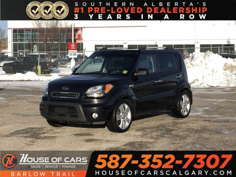 Pre-Owned 2011 Kia Soul 2.0L 4u / Sunroof / Bluetooth